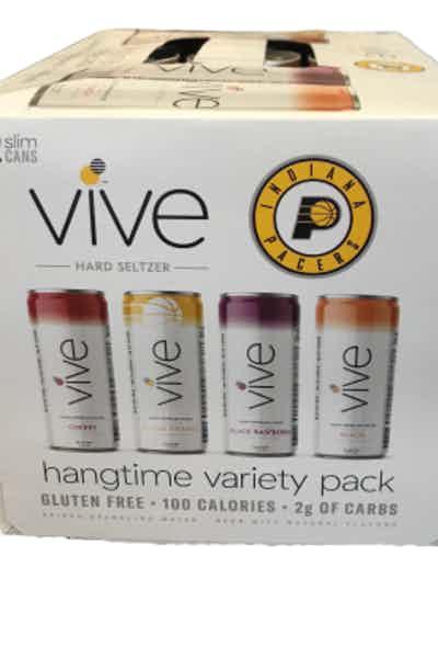 VIVE Hard Seltzer Hangtime Variety Pack