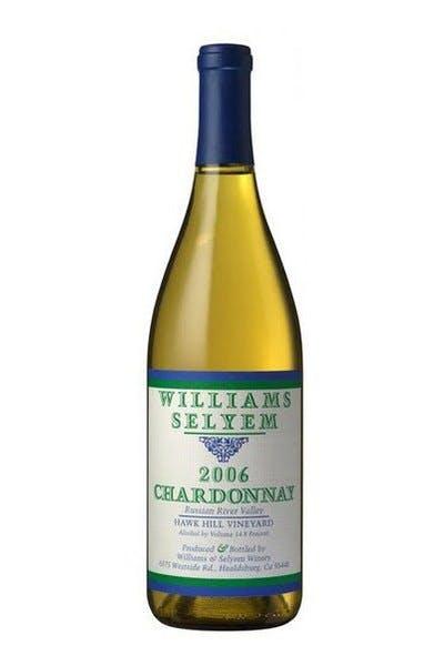 W Selyem Hawk Hill Chardonnay