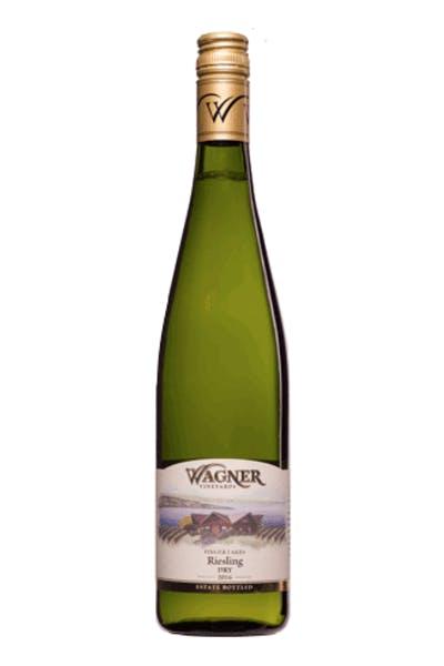 Wagner Vineyards Dry Riesling