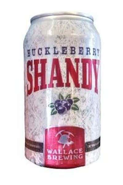 Wallace Brewing Huckleberry Shandy