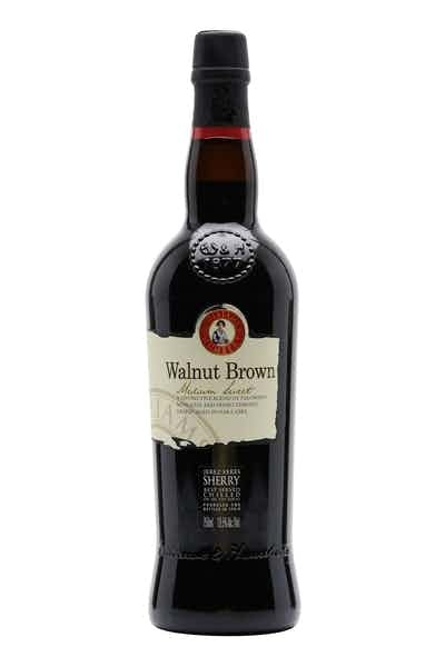 Walnut Brown Willams And Hubert Oloroso Sherry