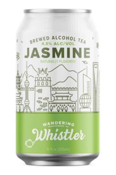 Wandering Whistler Jasmine Brewed Alcohol Tea