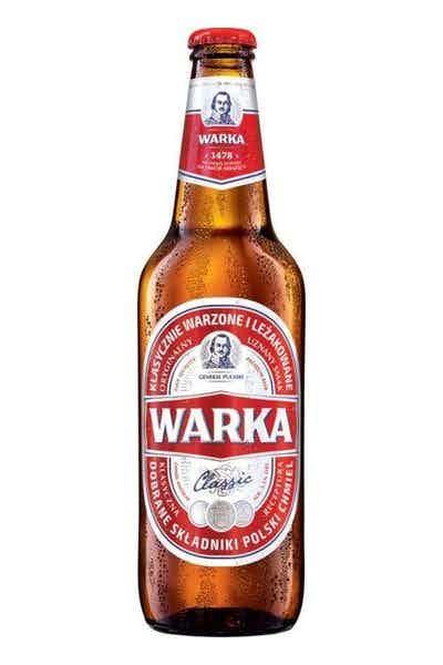 Warka Light Lager