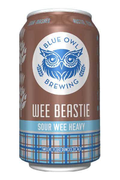 Blue Owl Brewing Wee Beastie