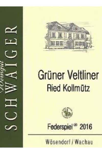 Weingut Schwaiger Ried Kollmutz Gruner Veltliner