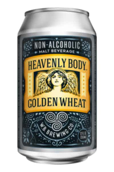 Wellbeing Heavenly Body Non-Alcoholic Golden Wheat