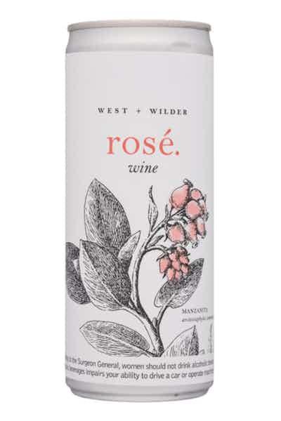 West + Wilder Rosé