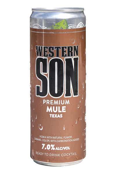 Western Son Vodka Mule