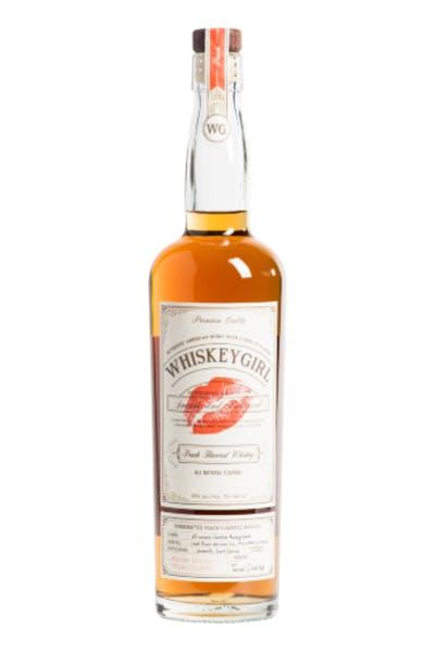 Whiskey Girl Peach Flavored