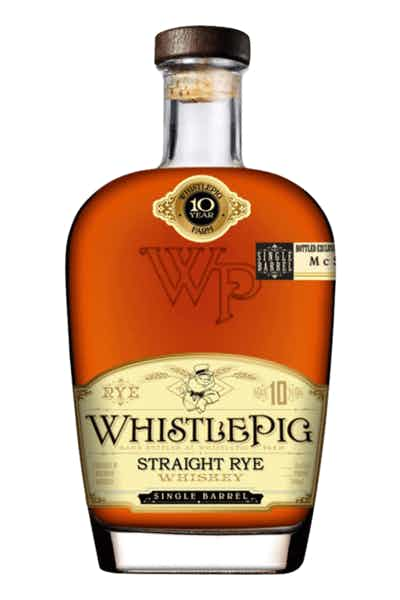Whistlepig 10 Year Private Barrel Select