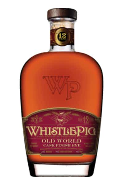 WhistlePig Bespoke 12 Year Barrel Select