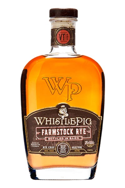 WhistlePig Farmstock Rye Whiskey Crop #2