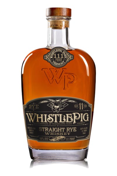 WhistlePig Rye 111 Proof