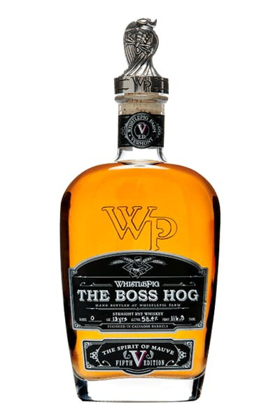WhistlePig The Boss Hog Fifth Edition