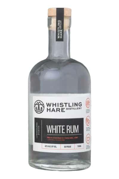 Whistling Hare White Rum