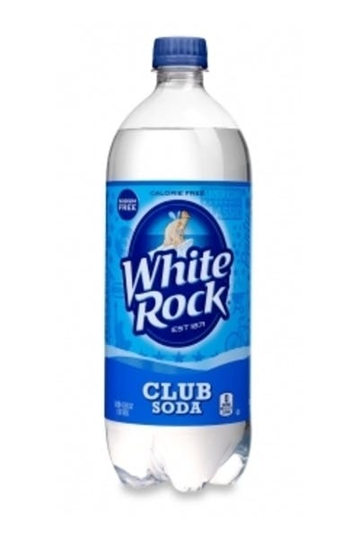 White Rock Club Soda