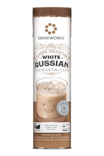 Drinkworks White Russian Pod