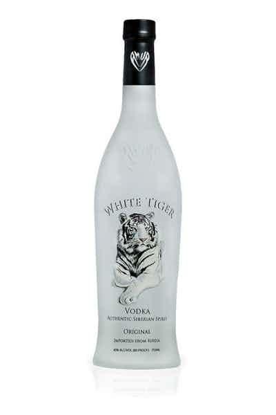 White Tiger Authentic Siberian Vodka