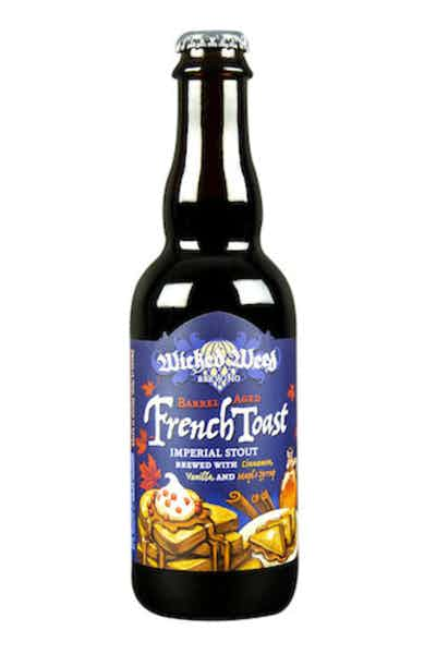 Wicked Weed Brewing Barrel-Aged French Toast