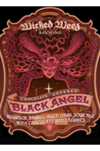 Wicked Weed Brewing Chocolate-Covered Black Angel