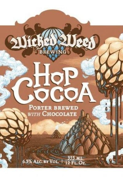 Wicked Weed Hop Cocoa
