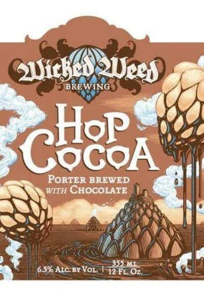 Wicked Weed Brewing Hop Cocoa