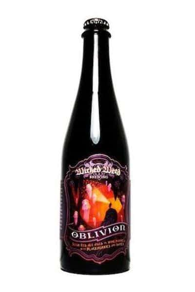 Wicked Weed Brewing Oblivion Sour Red Ale