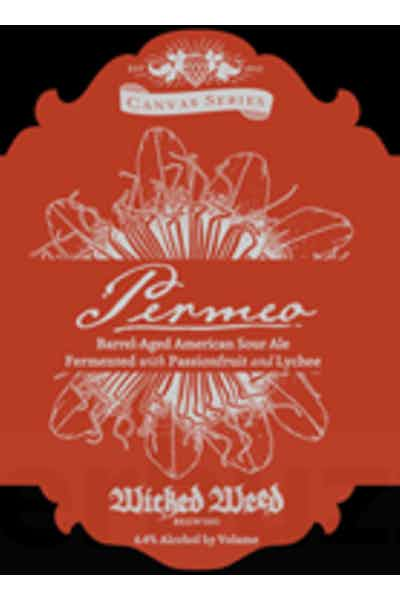 Wicked Weed Brewing Permeo