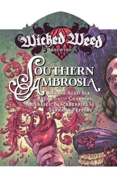 Wicked Weed Brewing Southern Ambrosia
