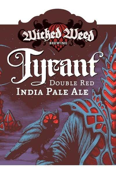 Wicked Weed Brewing Tyrant