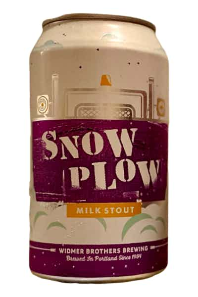 Widmer Brothers Snow Plow Milk Stout