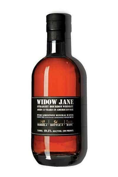 Widow Jane Straight Bourbon 12 Year Barrel Select