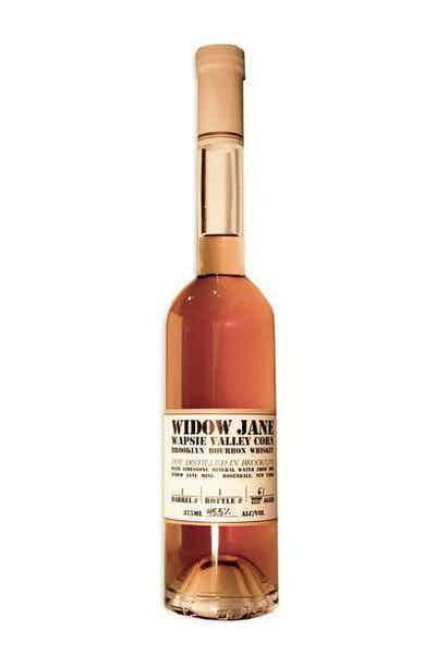 Widow Jane Wapsie Valley Heirloom Bourbon