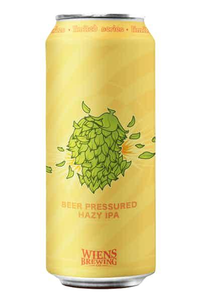 Wiens Beer Pressured Hazy IPA