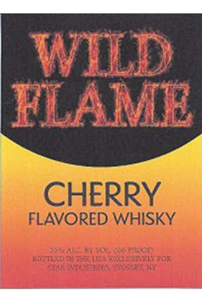 Wild Flame Whisky Cherry