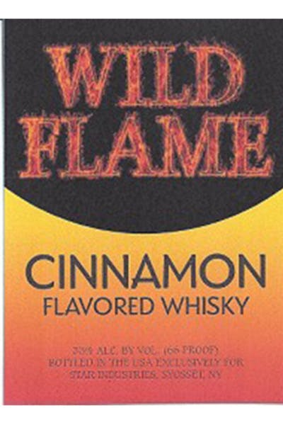 Wild Flame Whisky Cinnamon