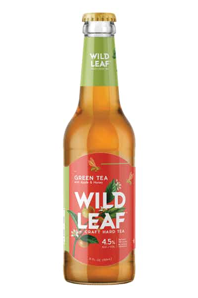 Wild Leaf Hard Green Tea