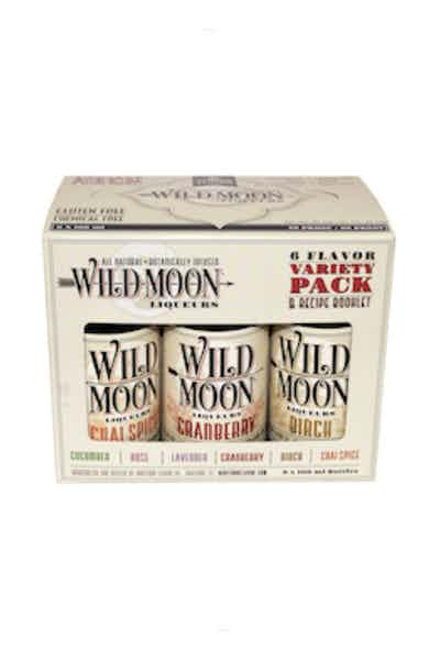 Wild Moon Liqueurs Variety Pack