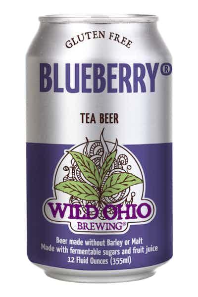 Wild Ohio Blueberry Tea Beer