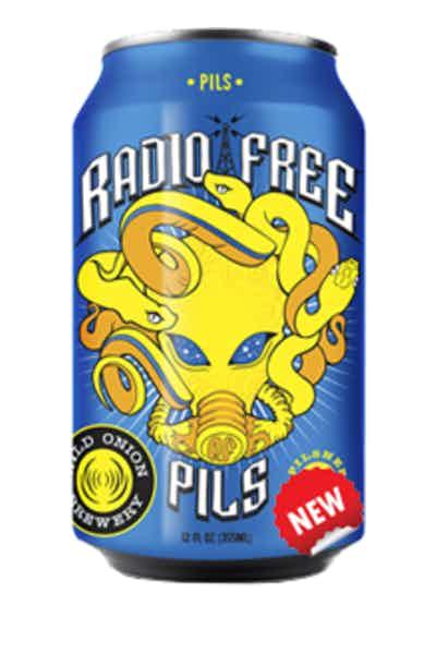 Wild Onion Radio Free Pils