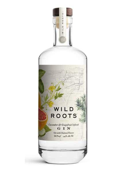 Wild Roots Cucumber & Grapefruit Gin