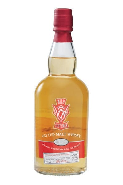 Wild Scotsman Scotch Vatted 15 Year