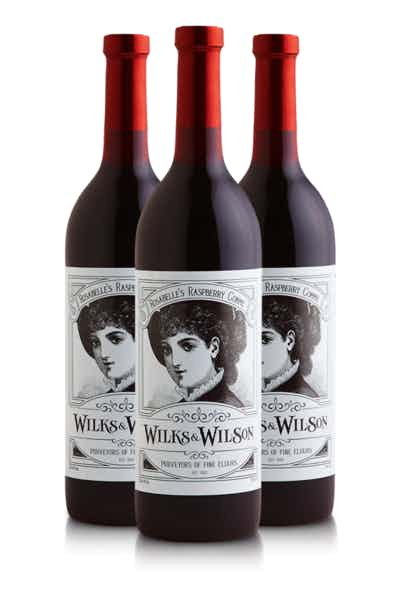 Wilks & Wilson Raspberry Gomme