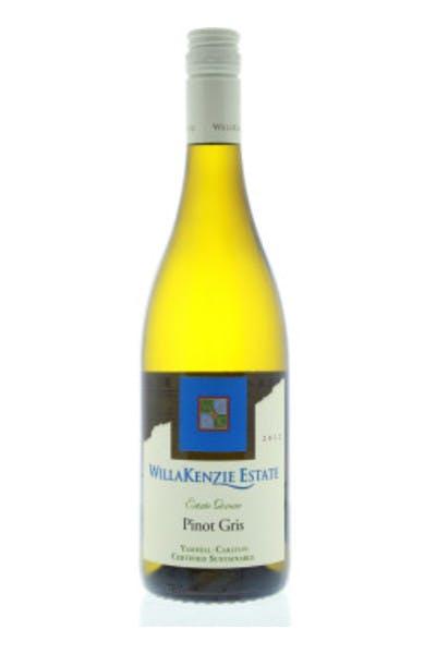 Willakenzie Pinot Gris 2012