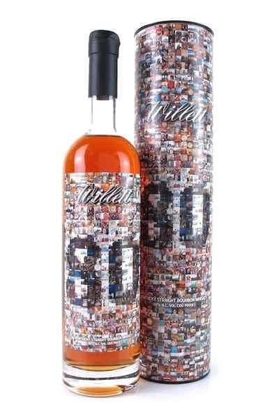 Willett 80th Anniversary Bourbon