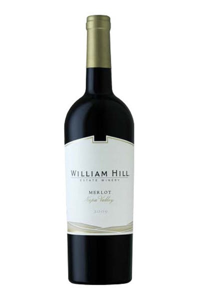William Hill Napa Valley Merlot