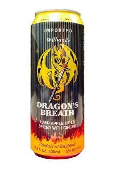 Williams Dragons Breath Ginger Apple Cider