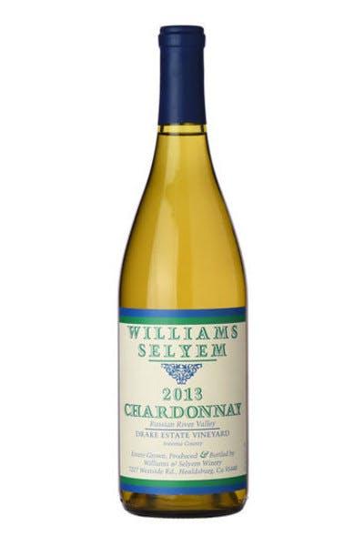 Williams Selyem Chardonnay 2013