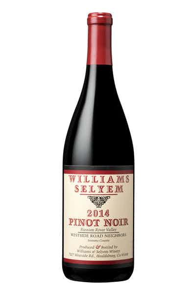 Williams Selyem Westside Road Neighbors Pinot Noir