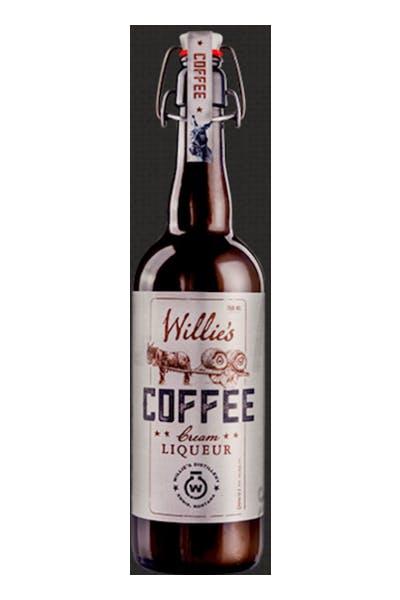 Willie's Coffee Cream Liqueur
